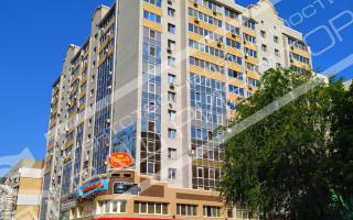 Видовая квартира на Тархова