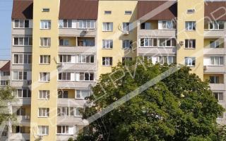 Квартиры в лесном массиве Кумысная поляна
